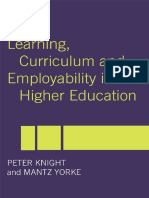 Curriculum Employability Related Lit