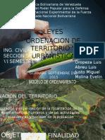Diapositivas de Urbanismo.