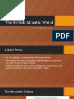 the british atlantic world - part 2