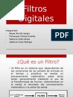 Diapositivas Filtros Digitales Viernes 20