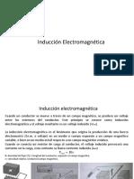 Induccion Electromagnetica 2016