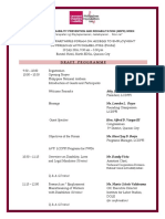 Government Partners Forum July 20 2016 DRAFT as of July 15, 2016