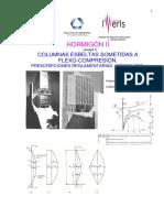 COLUMNAS ESBELTAS SOMETIDAS A FLEXO-COMPRESIÓN. PRESCRIPCIONES REGLAMENTARIAS. CIRSOC-2005. (1).pdf