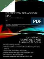 ISSP - LIKMI-5-Input of is Strategy Framework - 270615