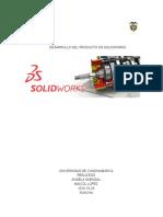 Desarrollo Del Producto en Solidworks