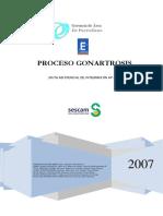Gonartrosis PDF