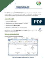 Manual de Word2010