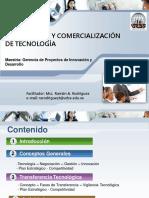 Negociación de Tecnologiat-Tema1