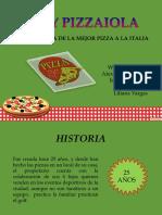 Presentacion Tony Pizzaiola