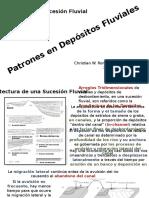 Patrones en Depósitos Fluviales_Arquitectura de Una Sucesión Fluvial_ Christian W Romero C_2016