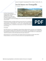 Realizan Estudios de Huaca en Cieneguilla _ Arqueología Del Peru