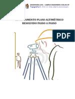 Levantamento Topográfico Planimétrico UNASP V5 EC