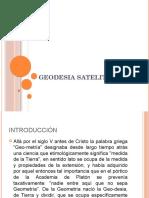 GEODESIA SATELITAL nuevo