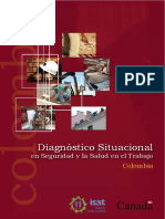 Diagnostico SST en Colombia