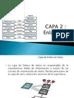 Modelo OSI CAPA 2