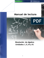 Manual Algebra Modulo 1