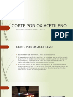 Corte Por Oxiacetileno - Copia
