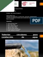 Presentación Trabajo Ing Hidraulica