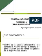 2.-Control de Calidad