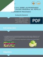 Efecto de Luz Uv-c Sobre Las Propiedades Antioxidantes