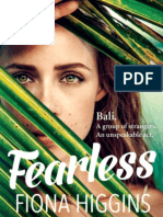 Fearless by Fiona Higgins (Extract)