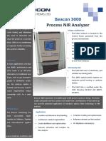 Beacon 3000 Process Nir Analyser