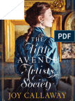 The Fifth Avenue Artists Society by Joy Callaway (Extract)