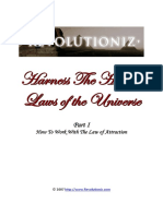 2 - Revolutioniz - Harness the Hidden Laws of the Universe - Part 1