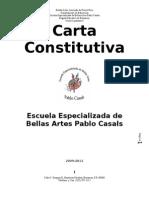 Carta Constitutiva