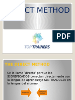 Direct English Method Padres