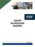 Ayuda PDJ Gasocentros