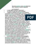 La enseñanza - copia.docx