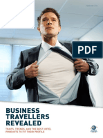 Business Travellers Revealed