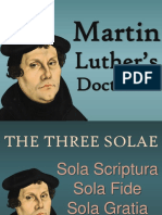 martin luther doctrine