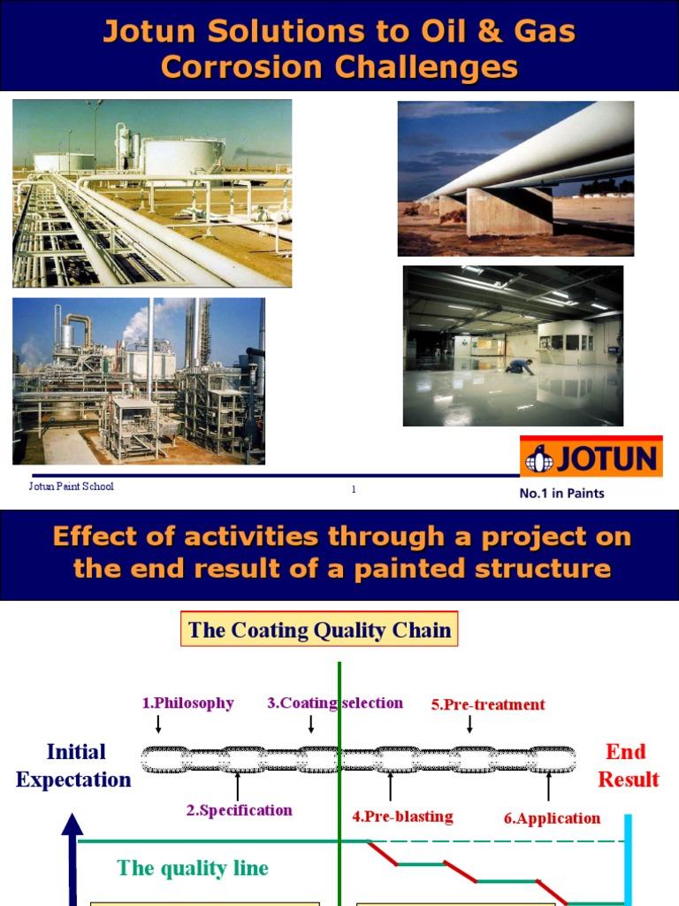 10 Jotun Solutions to Oil & Gas   Paint   Epoxy