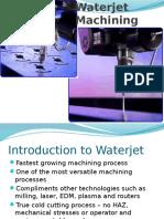 Abrasive Waterjet