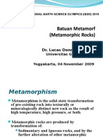 7.Petrology Metamorphicrocks