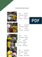 Dokumentasi Target Kinerja Promosi Univ Trilogi - CFD Bogor