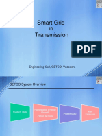 Smart Grid in Transmission lines
