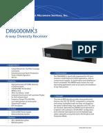 DR6000MK3