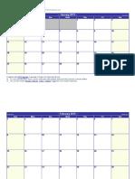 2015 Word Calendar