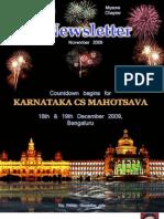 70 ICSI Mysore eNewsletter November 2009