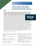 3  jurnal preterm labour