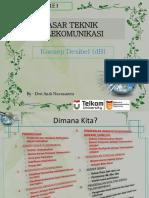 DTG1E3 6 Konsep-Desibel