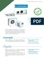 Catalogo equipo Intarsplit Centrífugo Intarcon