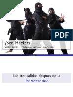 Sed Hackers
