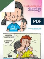 Calendario UNICEF 2015