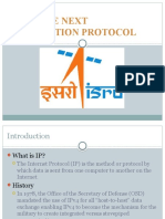Ipv6-The Next Generation Protocol (1)