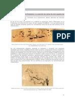 7_Arte y Naturaleza en La Prehistoria. La Colección de Calcos de Arte Rupestre Del MNCN