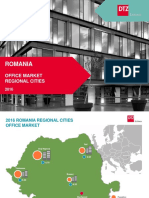 DTZ Romania Office Regional Cities 2016